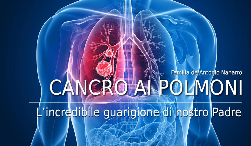 guarire da tumore al polmone
